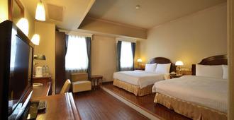 Goodness Hotel - Гаосюн - Спальня