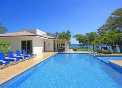 Bocas del Mar Hotel - Boca Chica - Piscina