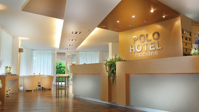 Polo Younique Hotel - Riccione - Recepción