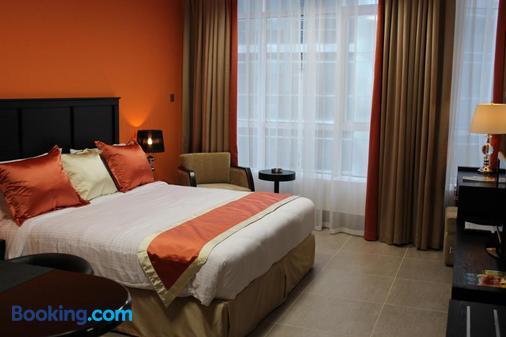 Al Diar Sawa Hotel Apartments - Abu Dhabi - Bedroom