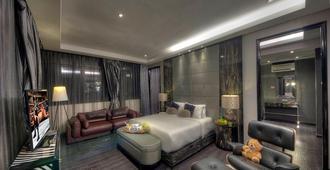 Arenaa Star Hotel - Kuala Lumpur - Bedroom