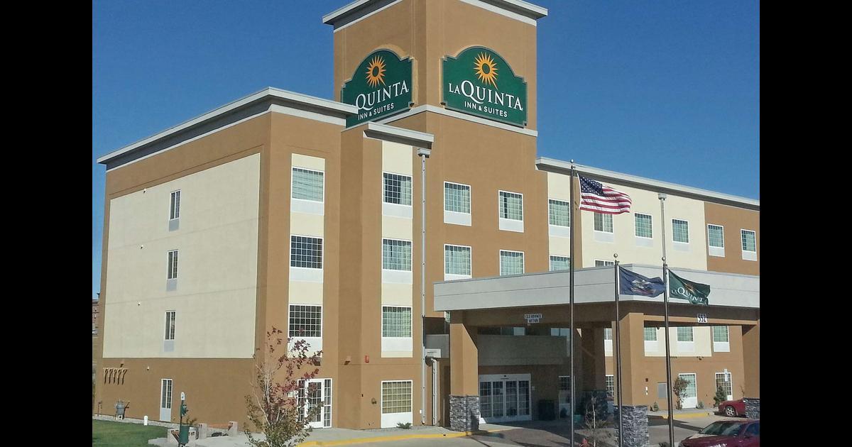 La Quinta Inn Suites By Wyndham Dickinson 68 1 0 1 Dickinson Hotel Deals Reviews Kayak