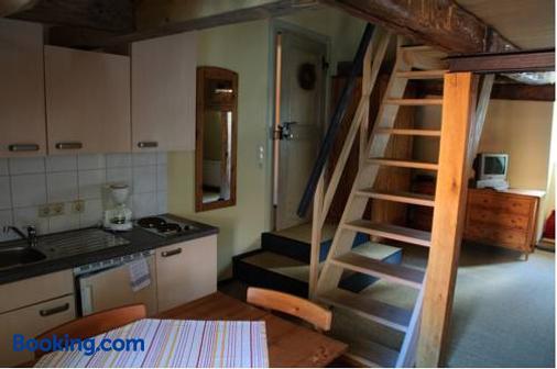 Hotel am Hoken - Quedlinburg - Kitchen