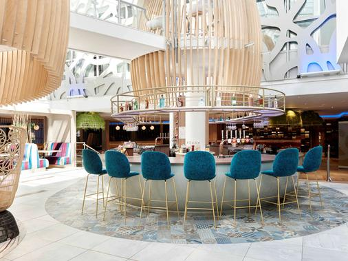Novotel London Heathrow Airport T1 T2 and T3 - London - Bar