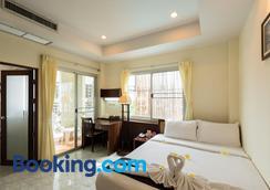 My Way Hua Hin Music Hotel - Hua Hin - Phòng ngủ