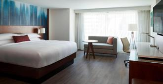 Toronto Marriott City Centre Hotel - Toronto - Makuuhuone