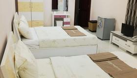 Mekong Hotel - Ho Chi Minh City - Bedroom