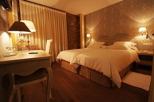 Hotel Las Doñas - Villafranca del Bierzo - Bedroom