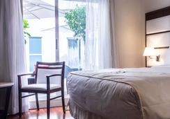 Central Hotel Panama - Panama City - Bedroom