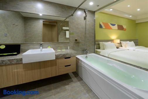 Park City Hotel - Hạ Môn - Phòng tắm