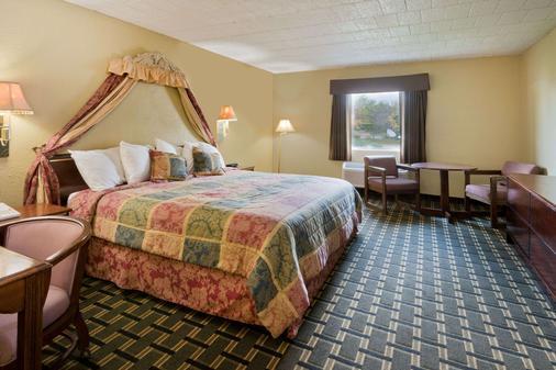 Days Inn by Wyndham Batavia Darien Lake Theme Park - Batavia - Makuuhuone
