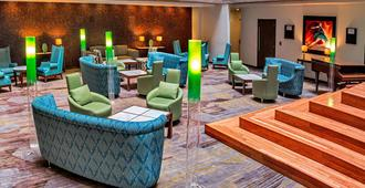 Courtyard by Marriott Mexico City Revolucion - Mexico City - Lounge