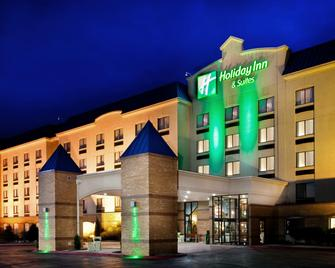 Holiday Inn & Suites Council Bluffs-I-29 - Council Bluffs - Gebouw