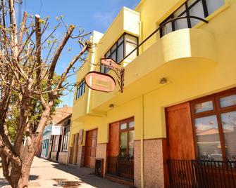 Hostal Keikruk - Punta Arenas - Edificio
