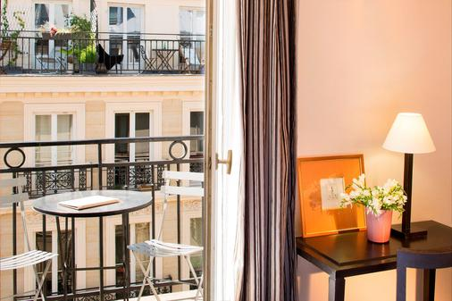 Hotel Europe Saint Severin Paris - Pariisi - Parveke
