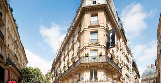 Hotel Europe Saint Severin Paris - Paris - Bygning