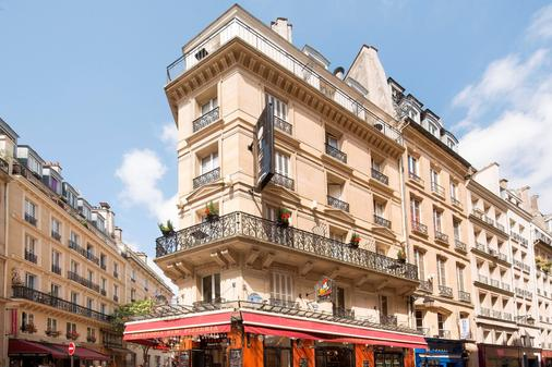 Hotel Europe Saint Severin Paris - Παρίσι - Κτίριο