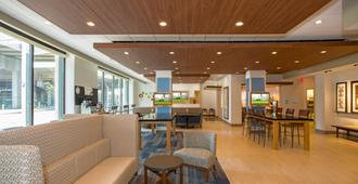 Holiday Inn Express & Suites Pittsburgh North Shore - Pittsburgh - Restaurant