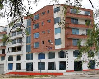 Hotel Spa Sochagota - Paipa - Edificio