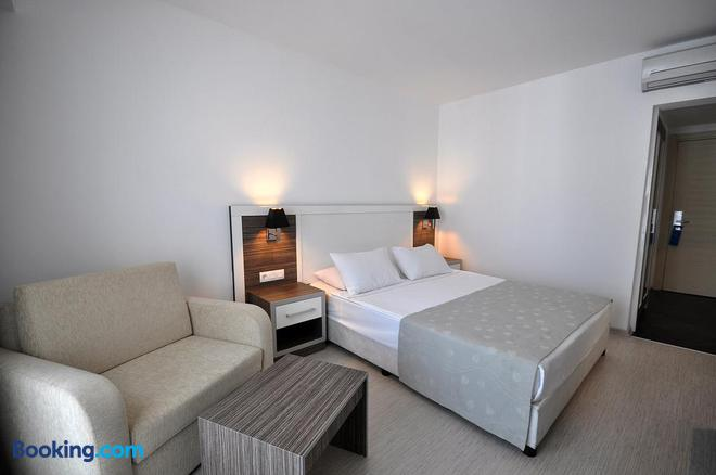 Shark Club Hotel - Bodrum - Bedroom