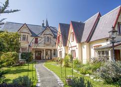 Boutique Hotel Warwick House - Nelson (Nueva Zelanda) - Edificio