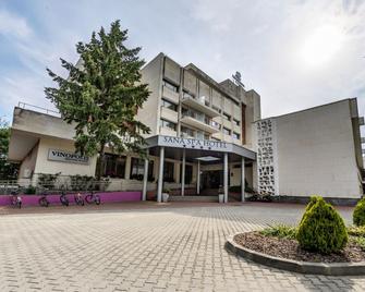 Sana Spa Hotel - Hissarya - Gebäude