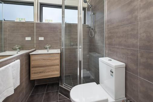 東墨爾本市邊緣服務式公寓酒店 - 東墨爾本 - 墨爾本 - 浴室