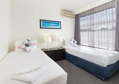 City Edge Serviced Apartments East Melbourne - Melbourne - Makuuhuone