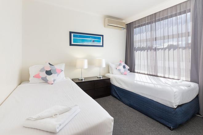 東墨爾本市邊緣服務式公寓酒店 - 東墨爾本 - 墨爾本 - 臥室