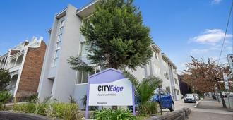 City Edge Serviced Apartments East Melbourne - Melbourne - Gebäude