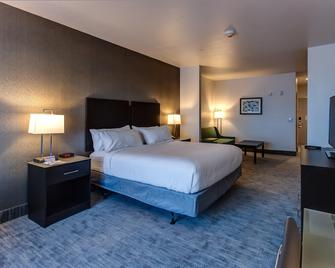 Holiday Inn Express & Suites Gatesville - N. Ft Hood - Gatesville - Ložnice
