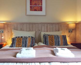 Hotel/Pension Diepe - Renesse - Schlafzimmer