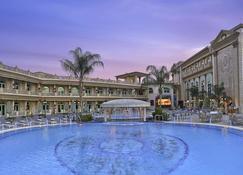 Al Masa Hotel - Каир - Бассейн