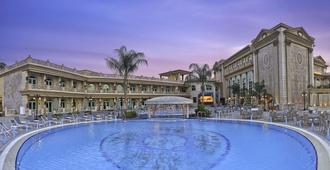 Al Masa Hotel - Kairo - Pool