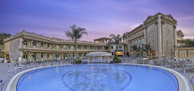 Al Masa Hotel - Kairo - Uima-allas