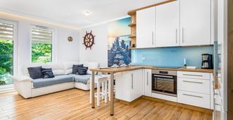 Apartment Mariner By Renters - Kolobrzeg - Cocina