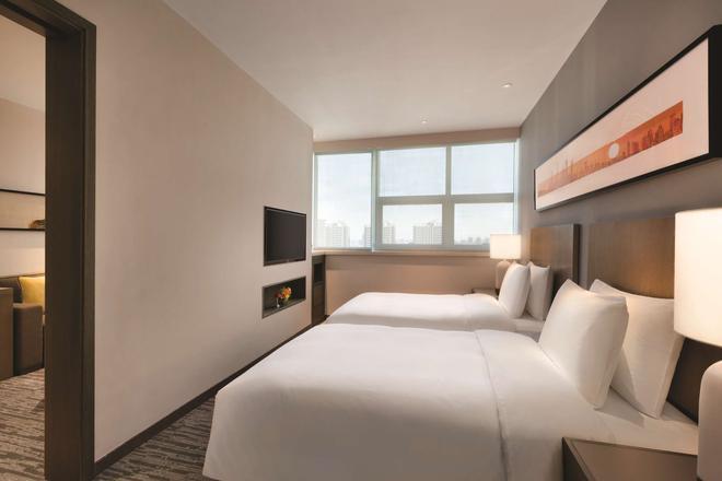 Hyatt House Yinchuan Dayuecheng - Yinchuan - Bedroom
