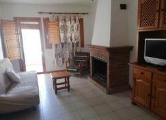 塞羅內格羅公寓飯店 - 卡皮雷拉 - 客廳