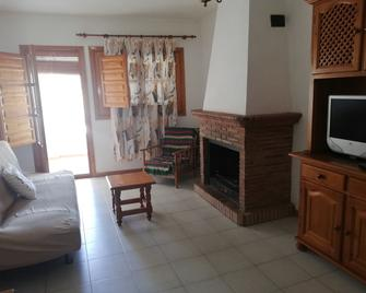 Apartamentos Cerro Negro - Capileira - Sala de estar