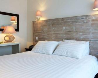 Rives d'Or Hôtel - La Seyne-sur-Mer - Bedroom