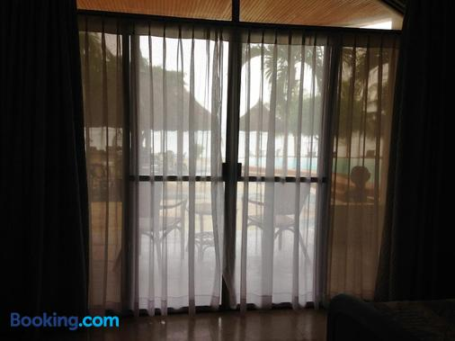 Linaw Beach Resort - Panglao - Balcony