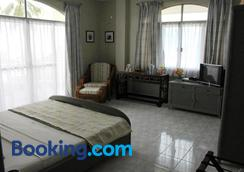 Linaw Beach Resort - Panglao - Bedroom