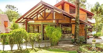 Hotel Cabana Jardim de Flores - Gramado - Building