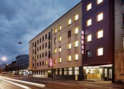Hotel du Commerce - Basel - Byggnad