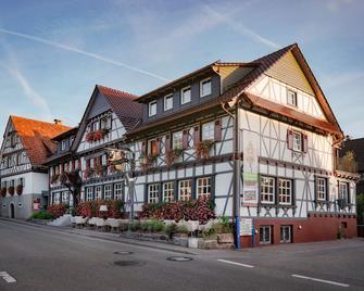 Hotel Engel - Sasbachwalden - Gebäude