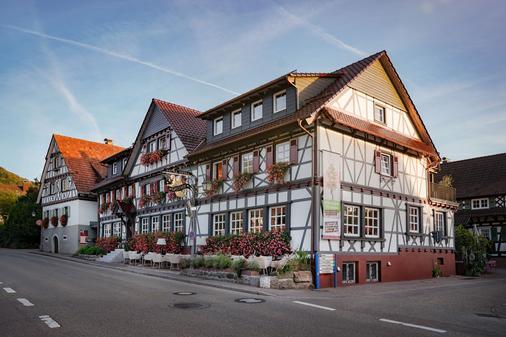 Hotel Engel - Sasbachwalden - Building