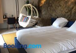 Restaurant Hotel Didier Méril - Dinard - Bedroom