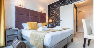 Madame Vacances - Hôtel Courchevel Olympic - Courchevel - Bedroom