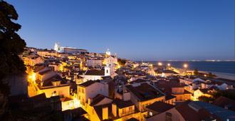 Memmo Alfama - Lissabon - Außenansicht