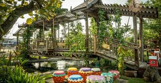 Ruentara Resort & Villa - Buri Ram - Edificio